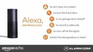 Alexa and your alarm